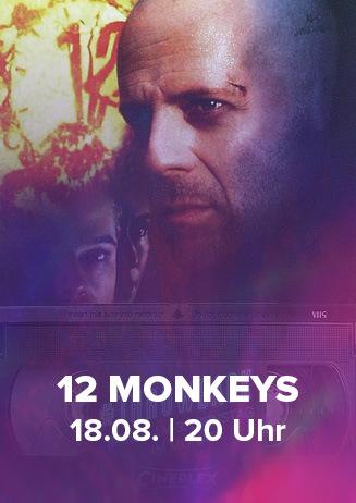 #throwback: 12 MONKEYS