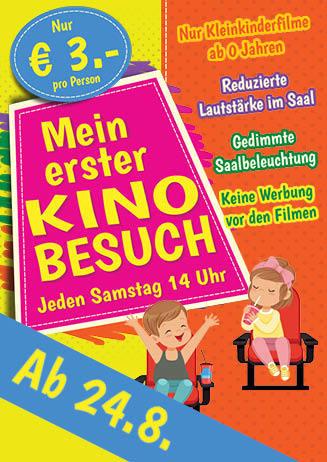 """190824 """"Mein erster Kinobesuch"""""""