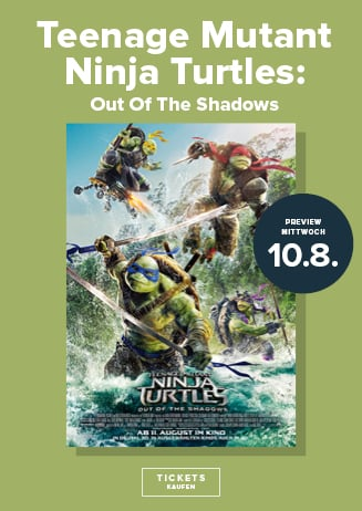 "Preview ""Teenage Mutant Ninja Turtles: Out of the Shadows"""