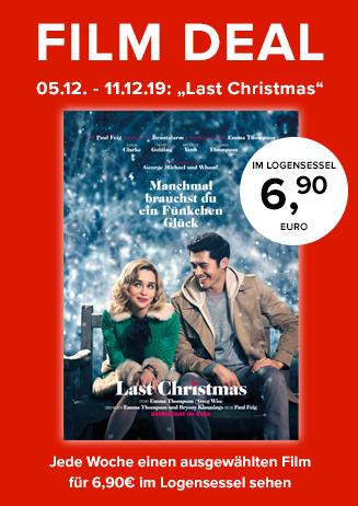 "Film Deal: ""Last Christmas"""