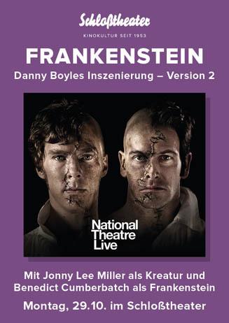 National Theatre: FRANKENSTEIN (Miller)
