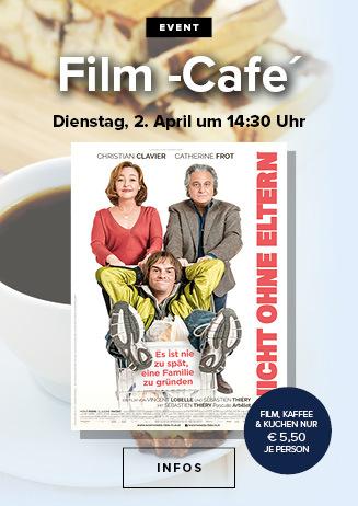 Filmcafé: Nicht ohne Eltern