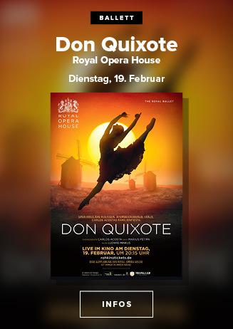 ROYAL OPERA HOUSE: Don Quixote