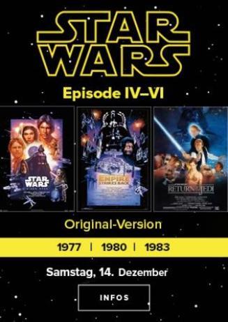 STAR WARS Eposide IV-VI