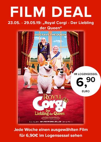 """Film Deal: """"Royal Corgi - Der Liebling der Queen"""""""