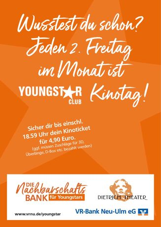 Youngstar Kinotag