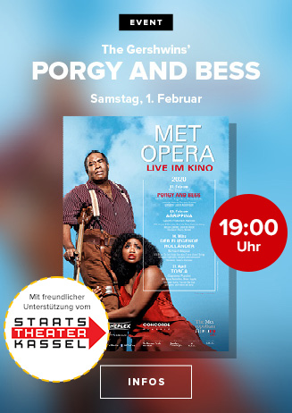 "Met Opera 2019/20: ""THE GERSHWINS' PORGY AND BESS"""