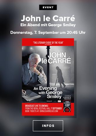 John Le Carre - Ein Abend mit George Smiley