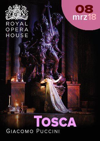 Tosca: Royal Opera House