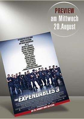 Preview: THE EXPENDABLES 3