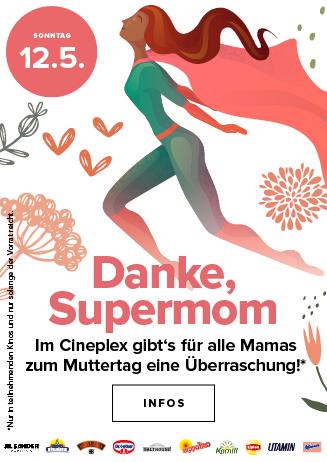 Muttertag im Cineplex Goslar, 12.05.2019