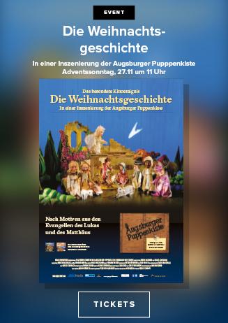 Weihnachtsgeschichte der Augsburger Puppenkiste