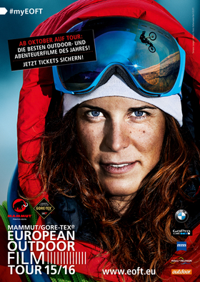 European Outdoor Film Tour 2015/16