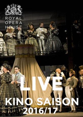 Royal Opera House: Les Contes D´Hoffmann