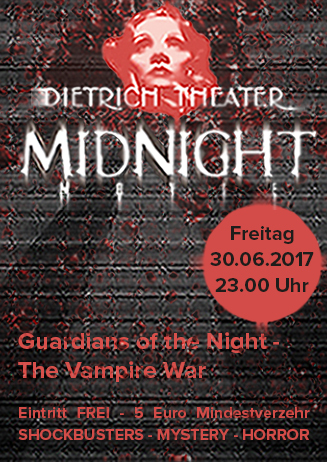 Midnight Movie: Guardians of the Night - The Vampire War