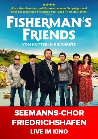Fisherman's Friends - Seemannschor Live im Kino