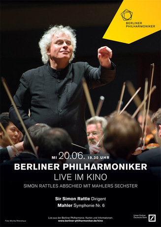 Berliner Philharmoniker: Abschiedskonzert Sir Simon Rattle