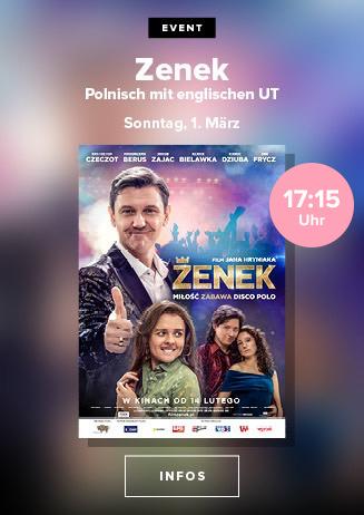 """Polnische OmU: """"Zenek"""""""