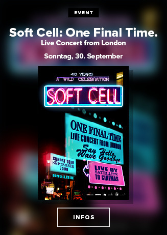 Konzert: Soft Cell