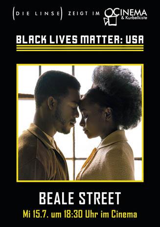 Black Lives Matter USA: BEALE STREET