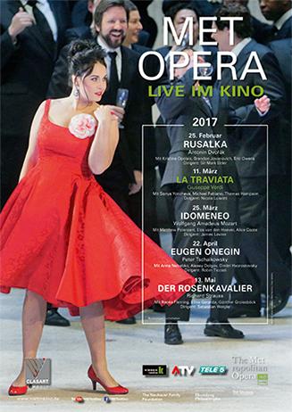 MET Opera New York 2016/2017