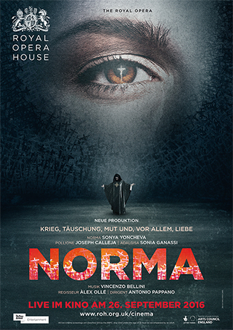 Royal Opera House 2016/17: Norma (Bellini)