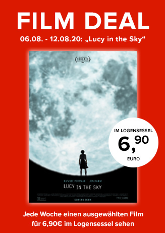 """Film Deal: """"Lucy in the Sky"""""""