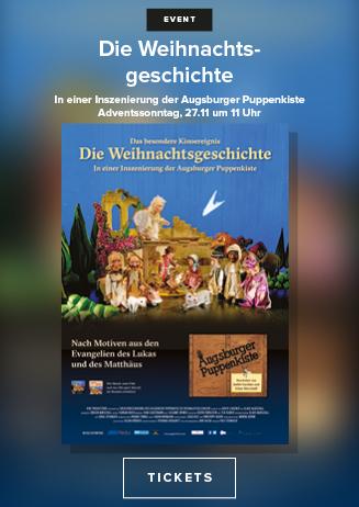 Die Augsburger Puppenkiste: Die Weihnachtsgeschichte