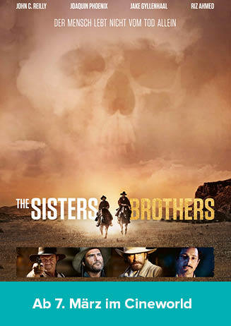 "190307 Filmstart ""The Sisters Brothers"""