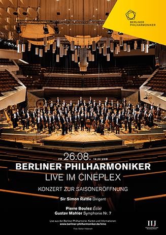 Saisoneröffnung der Berliner Philharmoniker