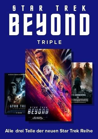Star Trek Triple