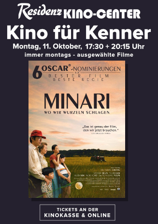 Kino für Kenner: Minari - Wo wir Wurzeln schlagen