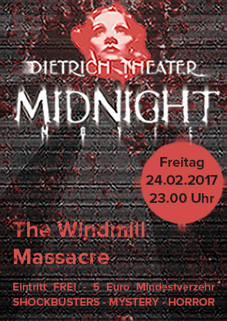 Midnight Movie: The Windmill Massacre