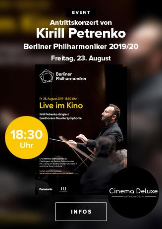 "Berliner Philharmoniker: ""Antrittskonzert von Kirill Petrenko"""