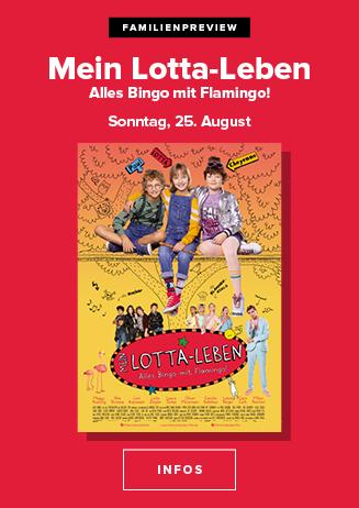 "Familienpreview: ""Mein Lotta-Leben - Alles Bingo mit Flamingo"""