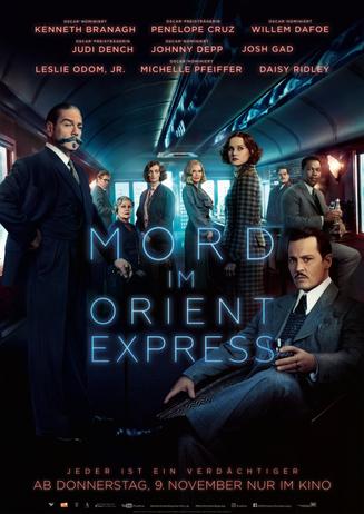 Kino & Vino: MORD IM ORIENT EXPRESS