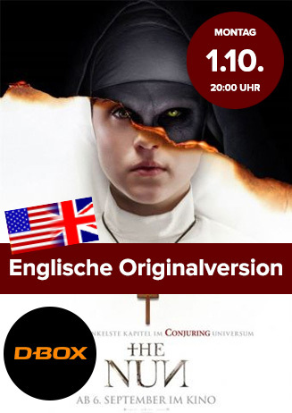 "Englische OV: ""The Nun"""