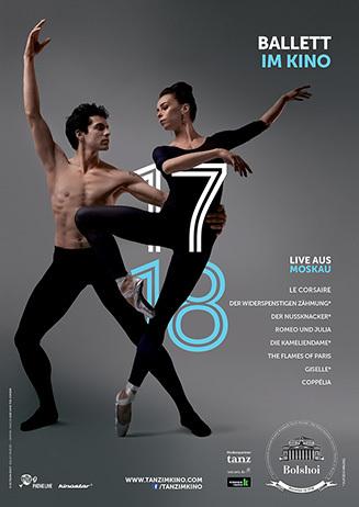 Bolschoi Ballett: Saison 2017-2018