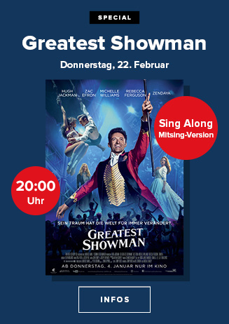 Greatest Showman: Sing-Along Version