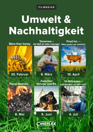 Umwelt und Nachhaltigkeit
