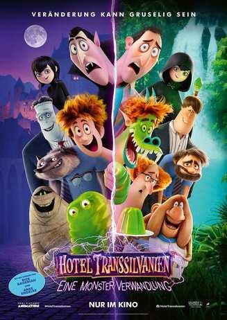 Preview: Hotel Transsilvanien - Eine Monster Verwandlung