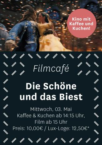 FilmCafé 03. Mai.