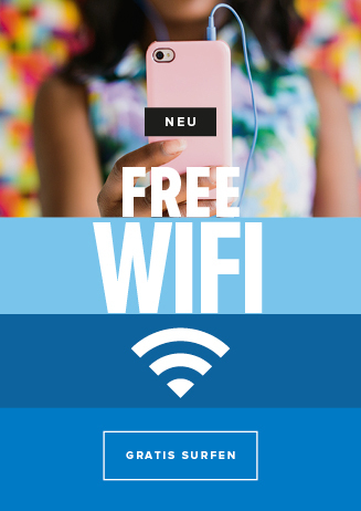 Free WiFi!