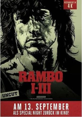 Special Night: Rambo (1-3)