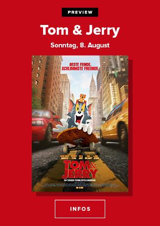 PR: Tom & Jerry