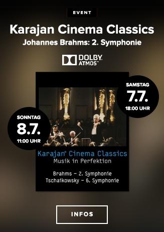 Karajan® Cinema Classics: Programm 5 (in Dolby Atmos)