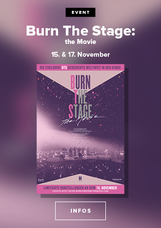 BTS - Burn the stage