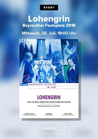 Richard Wagner - Lohengrin - Live aus Bayreuth