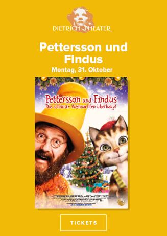 Familienpreview Pettersson und Findus