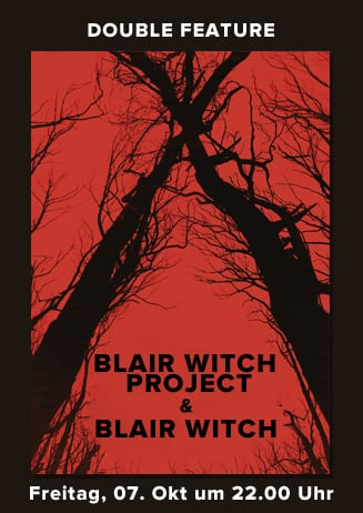 Double Feature: Blair Witch